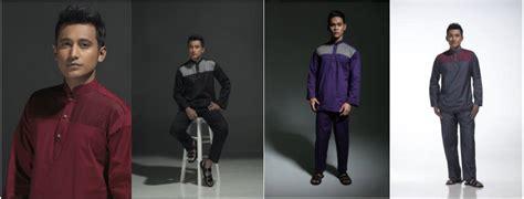 Bz246 Size Xs S Black Royal Baju Premium Branded High Quality Bagus Im shah iskandar beraya dengan baju melayu giovani homme