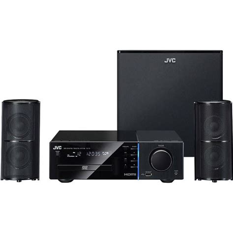 jvc th f3 home theater system th f3 b h photo