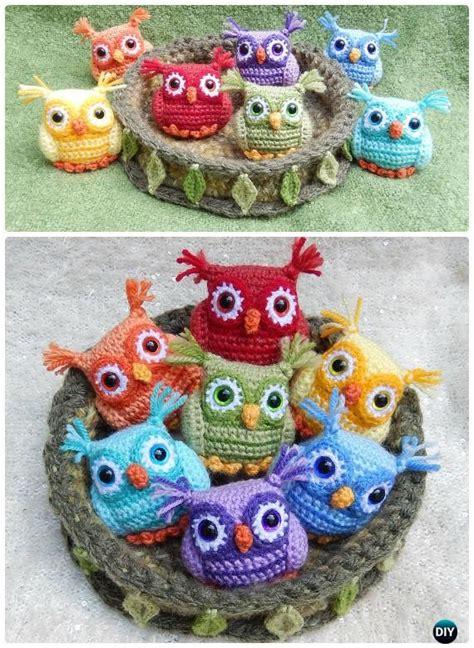 amigurumi pattern free owl amigurumi crochet owl free patterns instructions crochet