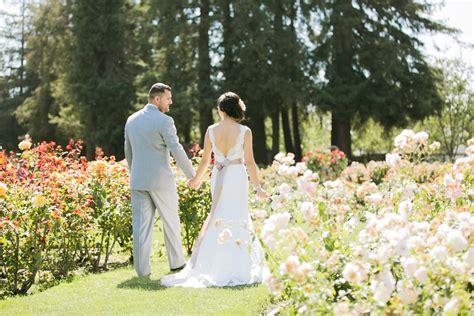san jose munipical rose garden wedding le sal jasmine