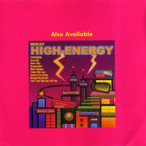 high energy vol 1 mp3 absolute high energy volume 2 cd1 mp3 buy tracklist