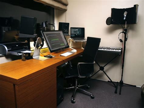 home studio setup workstation setupsworkstation setups
