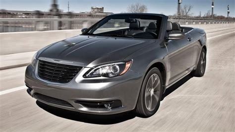 2011 Chrysler 200 Review by 2011 Chrysler 200 Convertible Limited An Autoweek Drivers