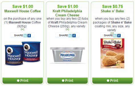 printable maxwell house coupons 2014 new websaver printable coupons shake bake kraft