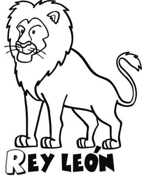 imagenes para dibujar un leon imprimir dibujo para imprimir y pintar del rey le 243 n