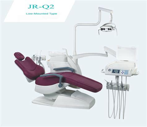 dental chair led light dental unit with ce iso dental chair dental equipment