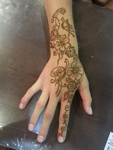 henna amp jagua temporary tattoo by kalpana joshi tattoo