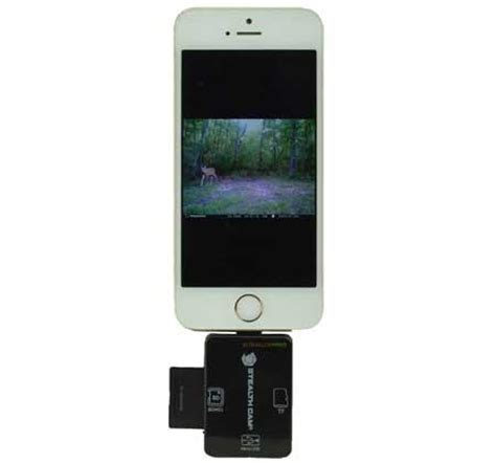 stealth cam ios sd card reader for sale – trailcampro.com