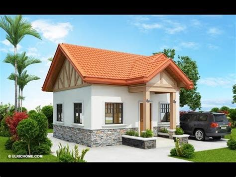 small  simple  bedroom house designs  floor plans youtube