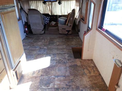 RV Flooring Replacement   JdFinley.com
