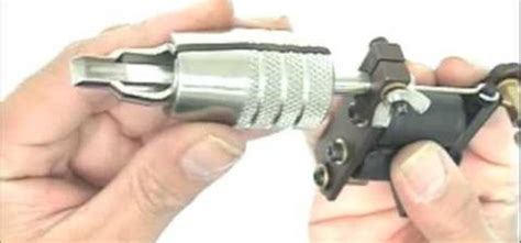 how to set up tattoo gun tattooing how to 171 wonderhowto
