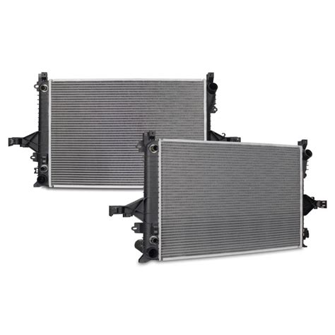 volvo  replacement radiator automatic transmission