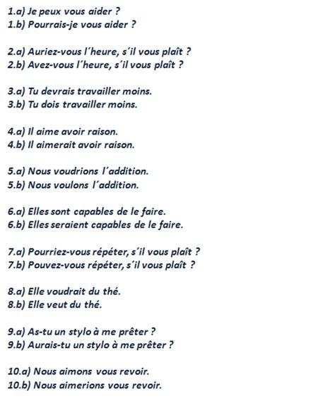 ejercicios de preguntas en frances franc 233 s ejercicios