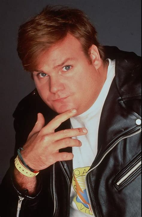movie actor comedian chris farley actor and comedian dies at 33 in 1997 ny