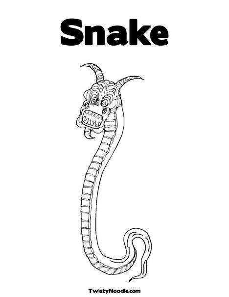bull snake coloring page bull snake coloring pages