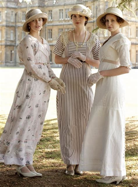The Downton Abbey Season 3 Costume Fashion Style Inspiration for Women   Pretty Designs