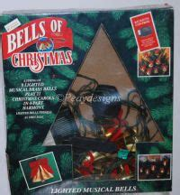 mr christmas bells of christmas brass lighted musical bells le chat noir boutique mr lighted musical bells of remote box