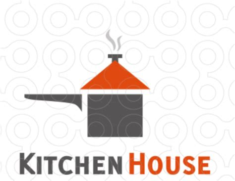 kitchen logo design house kitchen logo design 48hourslogo com