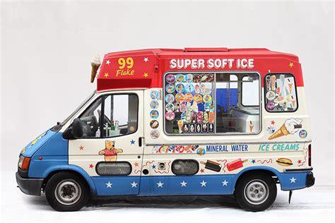 vans design names ice cream vans by luke stephenson in pictures art and