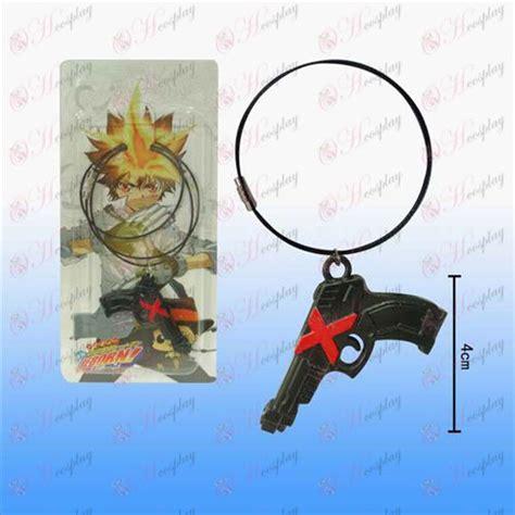 reborn accessories wa lian pistol necklace cosplaymade ca