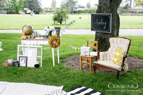 Parks To A Baby Shower by Picnic In The Park Baby Shower Jones Design Company