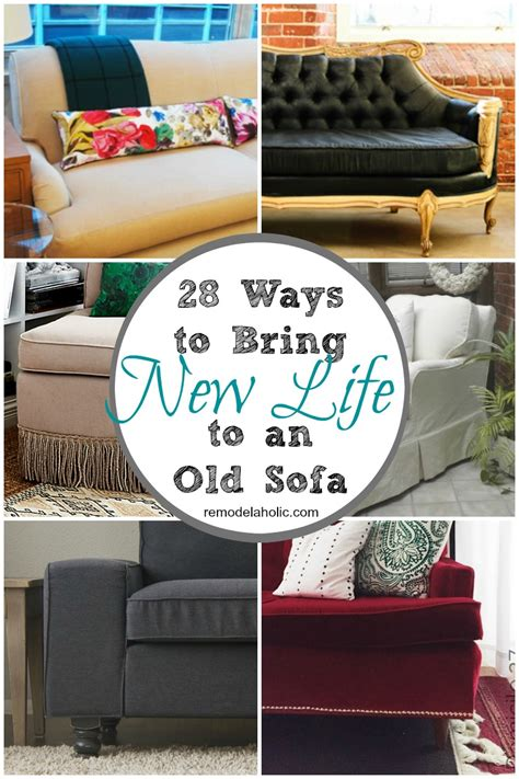 how to get rid of a sofa get rid of old sofa easy diy save for a tired old sofa