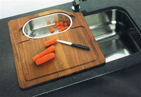 kitchen sink chopping board the world s catalog of ideas