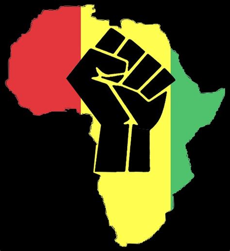 Kaos Afrika The Power Of Rasta rasta africa black power t shirt