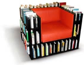 chair with built in bookshelf relaxshacks five really cool modern bookshelves for