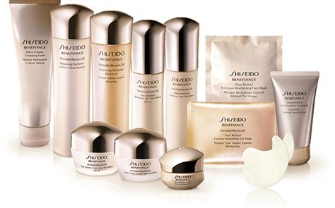 Shiseido Kosmetik top cosmetic and brands in the world wardrobes
