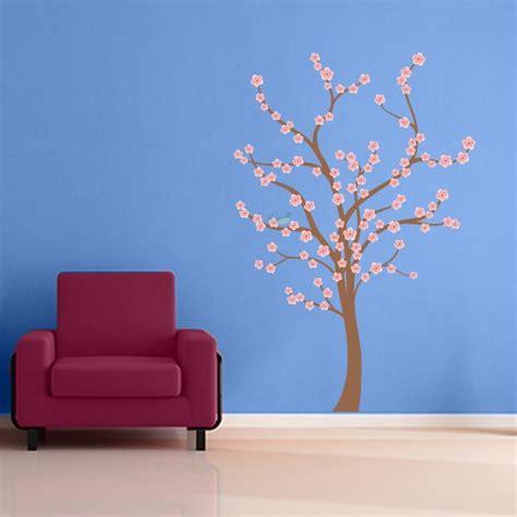 cherry blossom tree wall sticker cherry blossom tree wall decal wall decal world