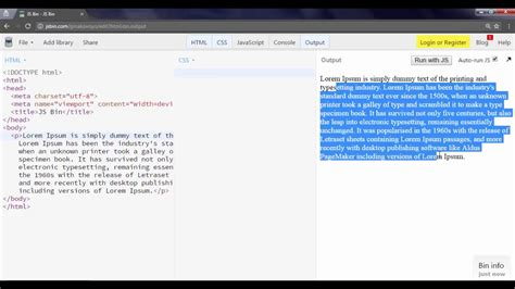 how to change text color in css web tricks change the selected text color using css 3