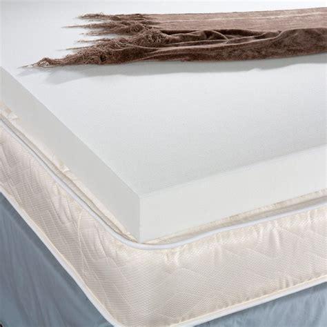 4 Inch Foam Mattress Cing by Enhance King 4 Inch Memory Foam Mattress Topper Mattress
