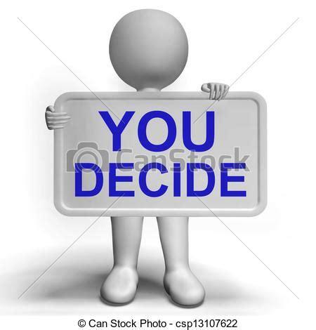 decisions cliparts