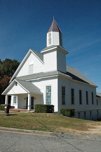 baptist church cusseta vanishing south