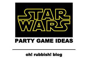 Fun Office Party Ideas For Christmas - star wars birthday party ideas invitation games amp activities printables