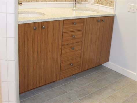 bamboo cabinets bathroom bar cabinet