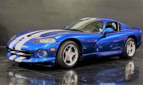 1997 dodge cars supercar bargain 1997 dodge viper gts classiccars