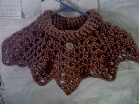 manualidades paso a paso tejido a crochet capas mis teji2 manualidades y reciclado paso a paso de la