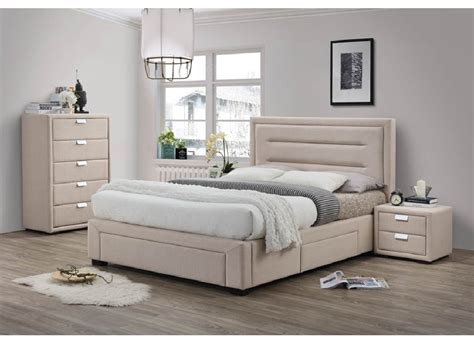 Size Bedroom Suite by Caren 4pce Size Bedroom Suite Jar Furniture