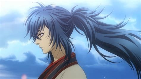 anime samurai hairstyles post an anime guy with long hair anime respuestas fanpop