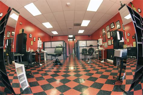 tattoo parlors denemedeneme shops