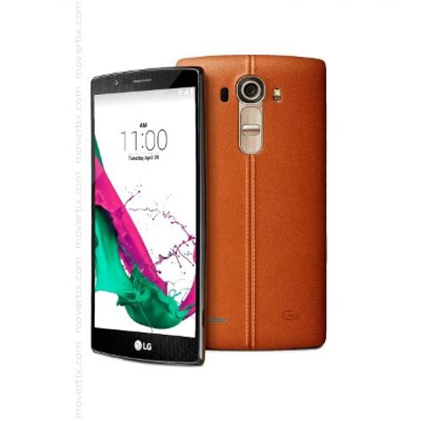 Lg G4 32 Gb Leather Brown Sold lg g4 brown leather 32gb h815 8806084983206 movertix mobile phones shop