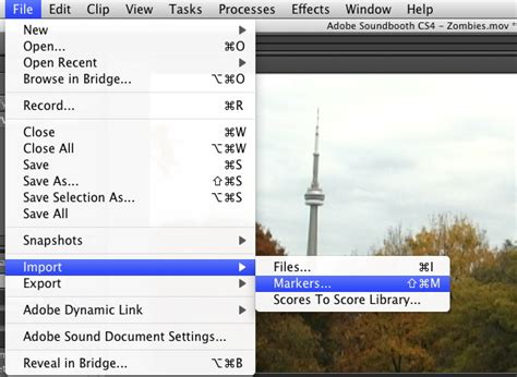 tutorial xml marker generate video captions with soundbooth and flash