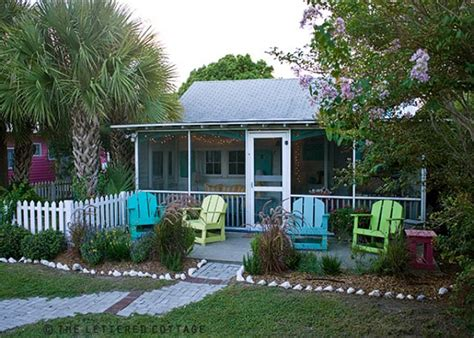 Tybee Island Cottages For Rent by Coastal Style Icon Coslick Starfish Cottage