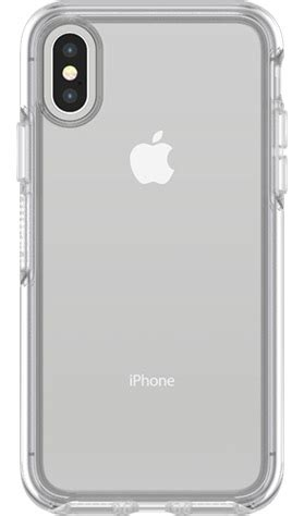 Otterbox Symmetry Clear Iphone X Clear Review A Special Otterbox Clear For That Special