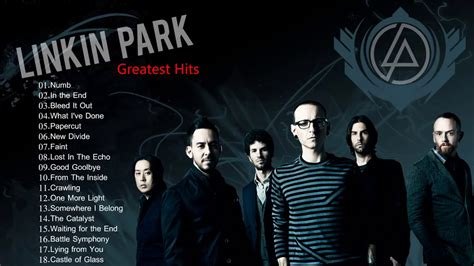 linkin park best of linkin park best songs of all time linkin park greatest