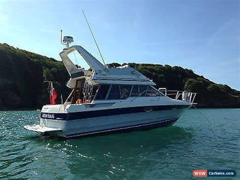bayliner boats uk for sale bayliner 2958 fly bridge for sale in united kingdom