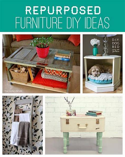 diy repurposed furniture ideas www imgkid the