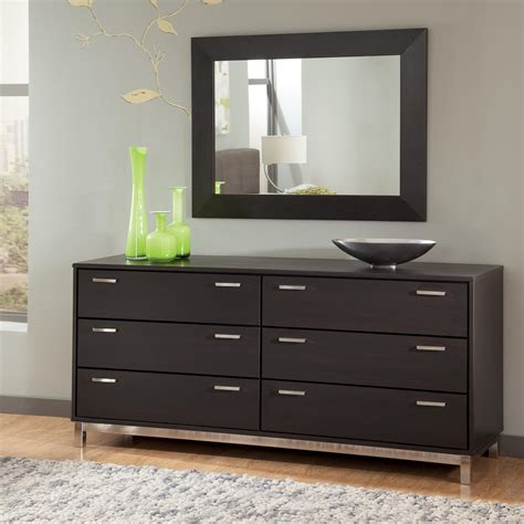 Contemporary Black Dresser Modern Contemporary Dresser Modern Furniture
